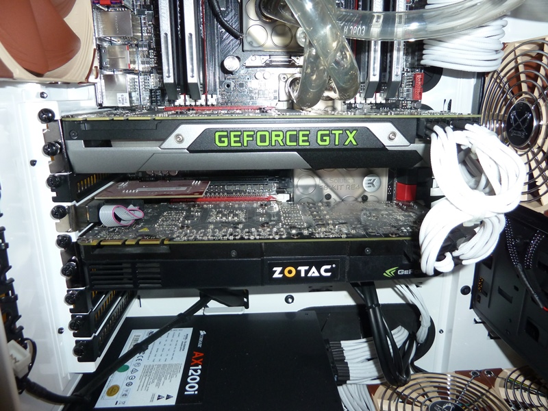 Zotac GeForce GTX Titan AMP Edition