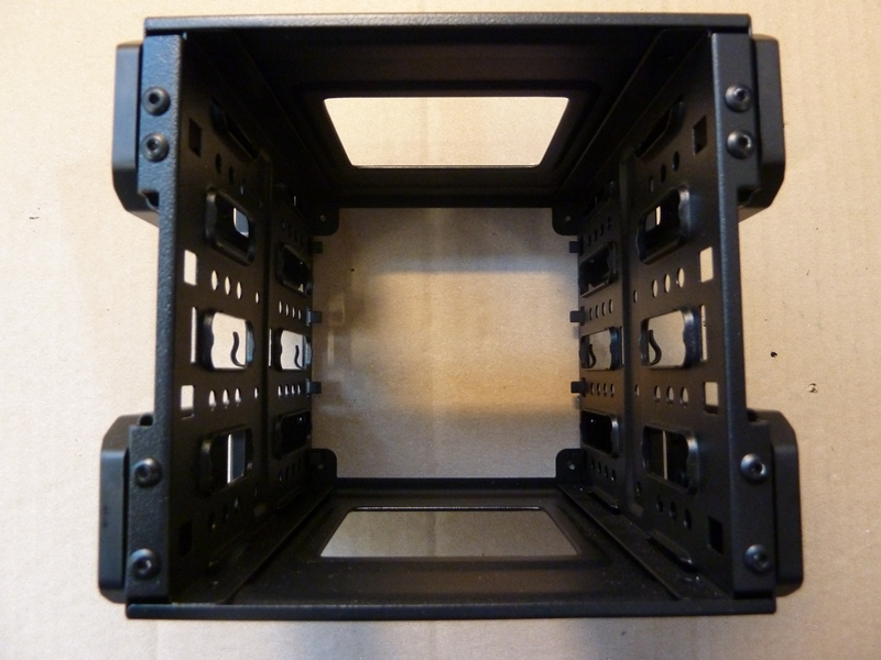 CM Storm Stryker Drive Cage Modification