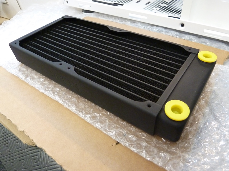XSPC EX240 Dual Fan Radiator Push/Pull